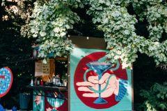 Jedinstvena street art galerija  na Ribnjaku