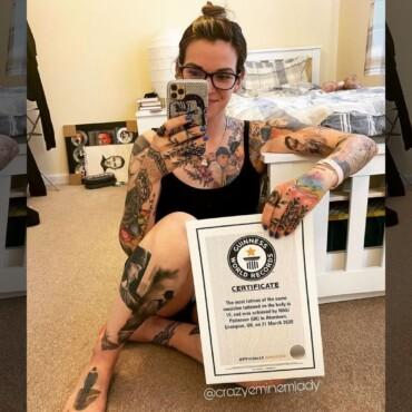 Eminemova obožavateljica postavili nevjerojatan Guinnessov rekord