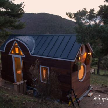 U malu kuću putujuću od šest metara stane toliko toga!