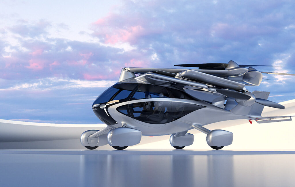 Prvi legalni leteći automobili će poletjeti već za pet godina?