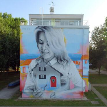 Počinje peti street art festival u Vukovaru